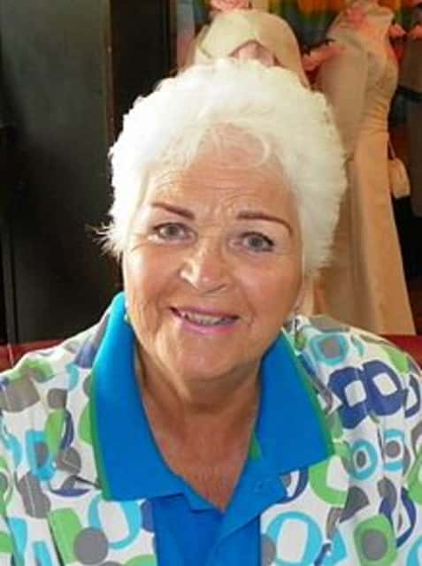 Pam St Clement - Actress