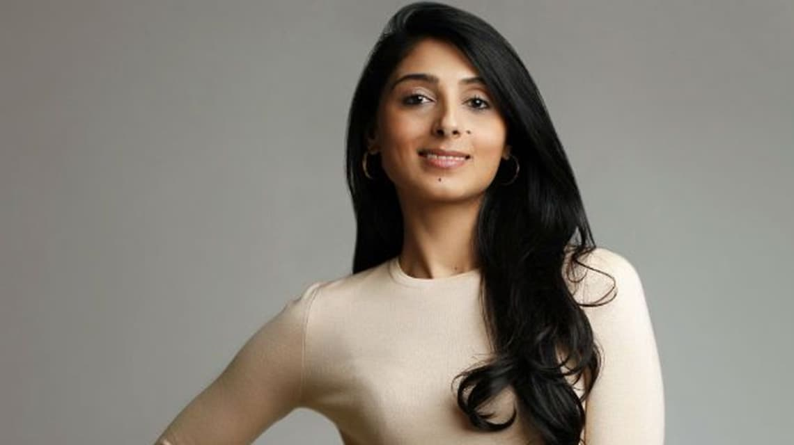 Pernia Qureshi - Indian fashion entrepreneur