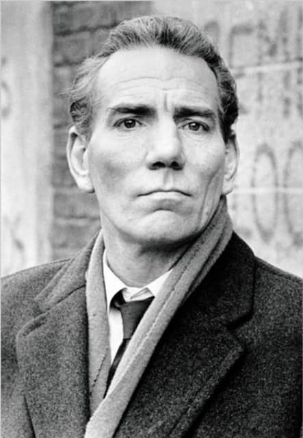 Pete Postlethwaite - Character actor