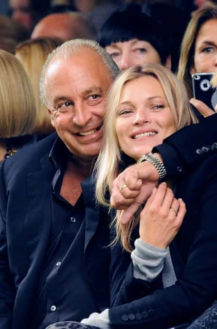 Philip Green - British businessman