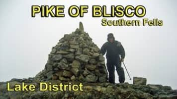 Pike of Blisco - Mountain in England