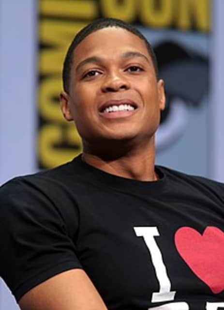 Ray Fisher - American actor