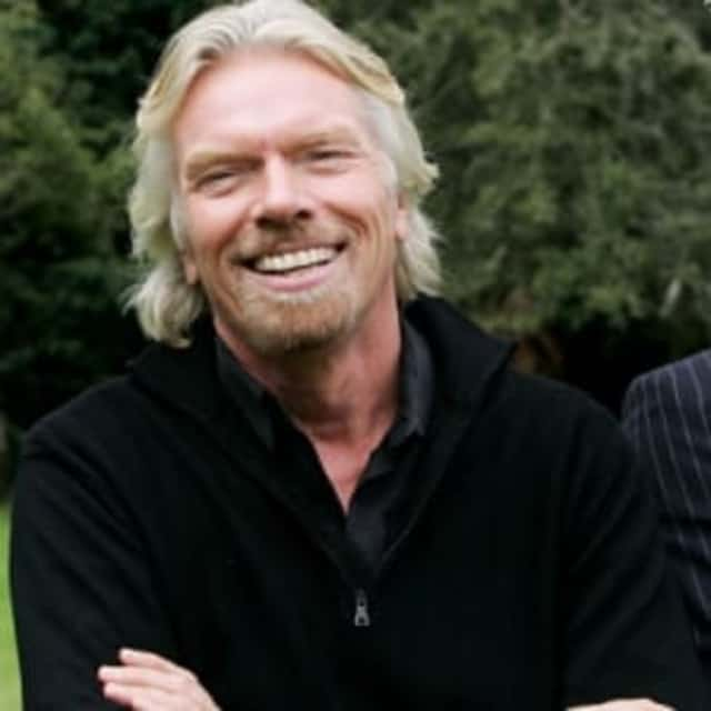 Richard Branson - Business magnate