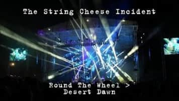 'Round the Wheel - Album by The String Cheese Incident