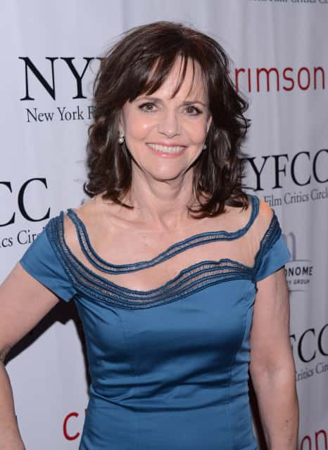 Sally Field - American actress