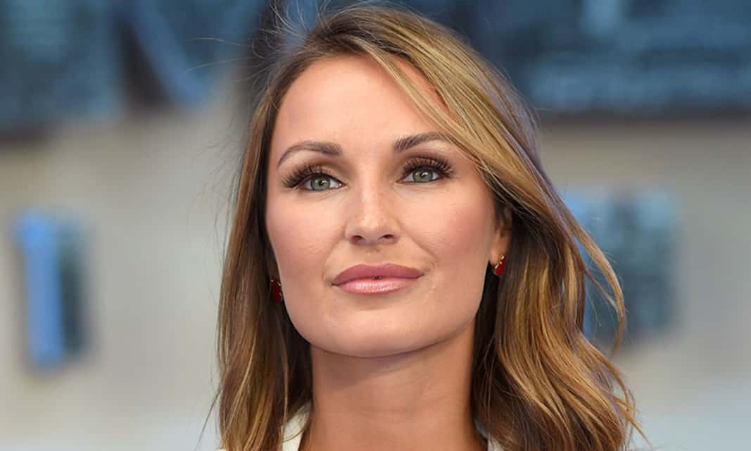 Sam Faiers - Television personality