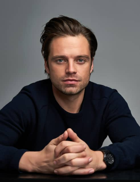 Sebastian Stan - American-Romanian actor