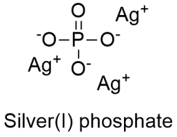 Silver phosphate - Chemical compound