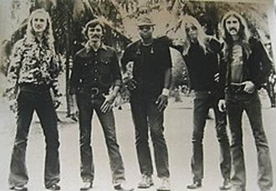 The Allman Brothers Band - Rock band