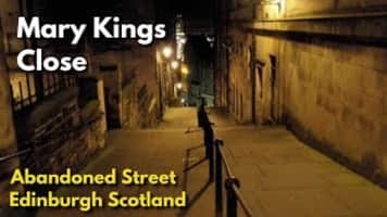 The Real Mary King's Close -