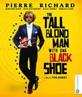 The Tall Blond Man with One Black Shoe - 1972 ‧ Farce/Mystery ‧ 1h 30m