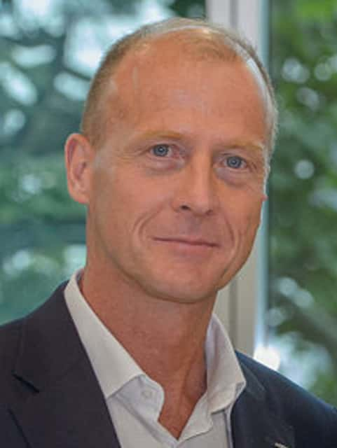 Tom Enders - Chief Executive of airbus