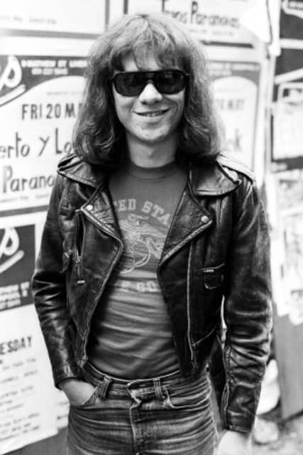 Tommy Ramone - American-Hungarian record producer