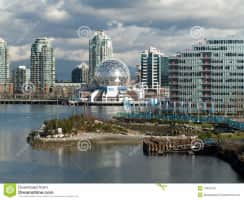 Vancouver Olympic and Paralympic Village -