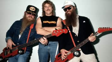 ZZ Top - Rock band