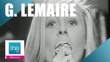 Georgette Lemaire - French singer
