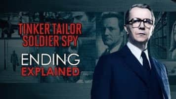 Tinker Tailor Soldier Spy - 2011 ‧ Drama/Mystery ‧ 2h 7m
