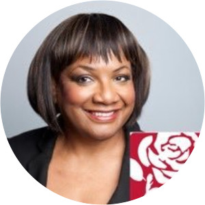Diane Abbott - Shadow Home Secretary